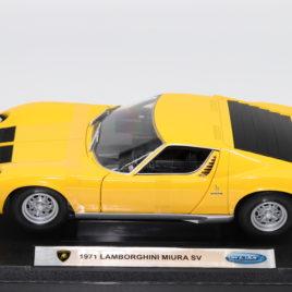 welly Lamborghini miura SV (18017)