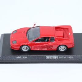 ART DETAIL CARS  1.43 Ferrari F512M 1995 Art:320
