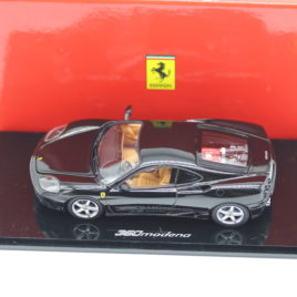 Kyosho 1.43 Ferrari 360 modena black ( 05031BK )