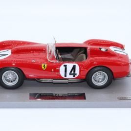 BBR 1.18 Ferrari 250 TR 1958 LE MANS WINNER Gendebien / Hill ( BLM1808 )