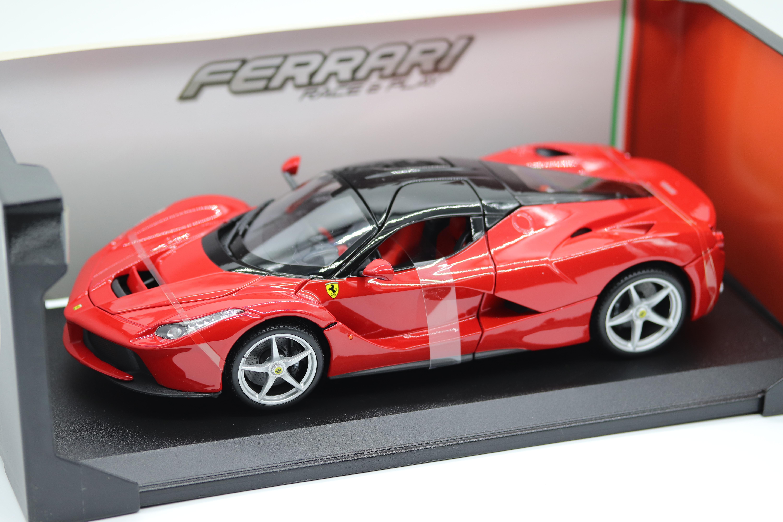 Bburago 1 18 Ferrari Laferrari Red 11628 18 16001 Eurospecc
