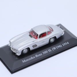 ATLAS 1.43 Mercedes Benz 300SL ( W198 ) 1954 silver