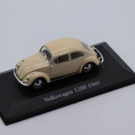 ATLAS 1.43 VW VOLKSWAGEN 1200 beetle 1960 beige