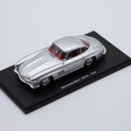 SPARK 1.43 Mercedes Benz 300SL 1956 silver (S4958 )