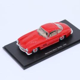 SPARK 1.43 Mercedes Benz 300SL 1956 red (S4959 )