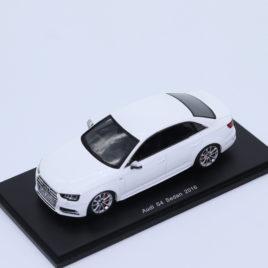 SPARK 1.43 Audi S4 sedan 2016 white ( S4887 )