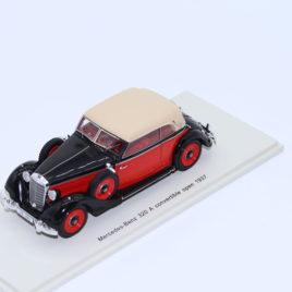 SPARK 1.43 MERCEDES BENZ 320 A convertible open 1937 ( S4904 )