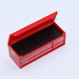1.18 snap on workshop accessories  tool box chest( true scale minatures ) loose ( no box )