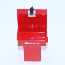 1.18 snap on workshop accessories  parts washer bay  ( true scale minatures )
