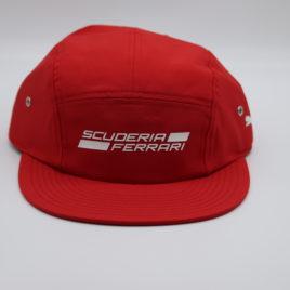 PUMA FERRARI scuderia F50 cap rosso corso red color adult size