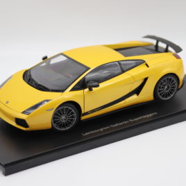 AUTOART 1.18 LAMBORGHINI Gallardo superleggera  yellow pearl color( 74584 )