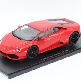 AUTOART 1.18 LAMBORGHINI HURACAN LP610-4  rosso mars metallic red color with ( 74601 )
