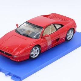 UT MODELS 1.18 FERRARI F355 GTB coupe 1994 red ( 180074020 )
