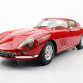 TOP MARQUES collectibles 1.12 1964 FERRARI 275 GTB/4  red color ( TM12-04K )