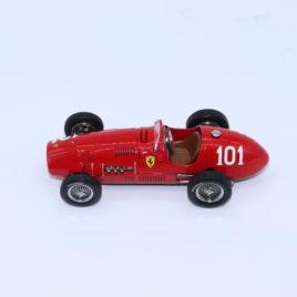 IXO 1.43 FERRARI 500 F2  1952 winner German Grand Prix Nurburgring  ( SF11/52 )