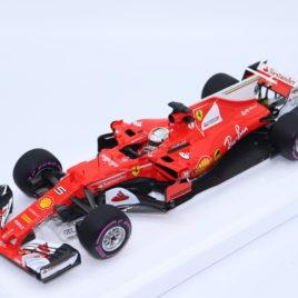 BBR 1.18 FERRARI SF70-H 2017 Australian Grand prix Sebestain Vettel ( 181705 )
