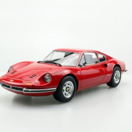 TOP MARQUES 1.18 FERRARI 246 GT DINO  Red  color ( TOP88A )