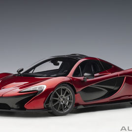AUTOART 1.18 McLAREN P1   Volcano red color  ( 76062 )