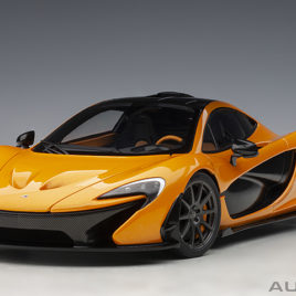 AUTOART 1.18 McLAREN P1   Papaya spark color  ( 76063 )