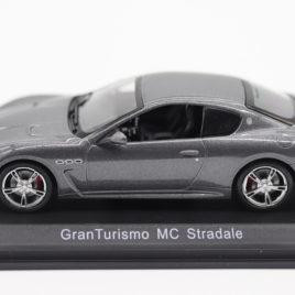 WHITEBOX 1.43 MASERATI GRANTURISMO MC STRADALE  Gunmetal Grey
