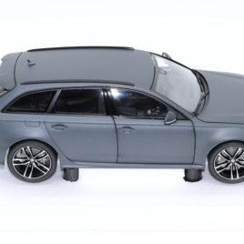 1.18 MINICHAMPS AUDI RS6 AVANT 2013 Matt grey color ( 110 012012 )