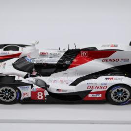 1.18 SPARK TOYOTA TS050 HYBRID #8 car 2019 24 Hour LeMANS WINNER ( 18LM19 )