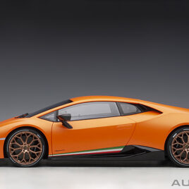 AUTOART 1.12 LAMBORGHINI HURACAN PERFORMATE   ARANCIO ANTHAEUS/MATT ORANGE Color  Composite diecast ( A12076 )