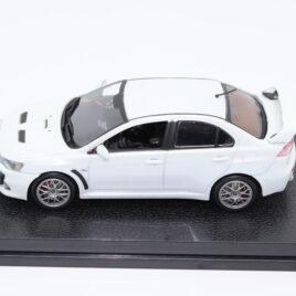 Vitesse 1.43 Mitsubishi Lancer EVOLUTION EVO X  Pearl White color  ( 29296L )