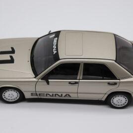 AUTOART 1.18 Mercedes Benz AMG 190 E 2.3-16  Nürburgring Anniversary 1984 winner #11 car Senna ( 88432 )