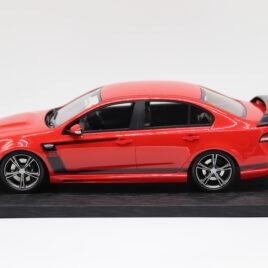 APEX REPLICAS 1.18 FORD  FPV FALCON GT R-SPEC  Vixen red colour  ( AR80610 )